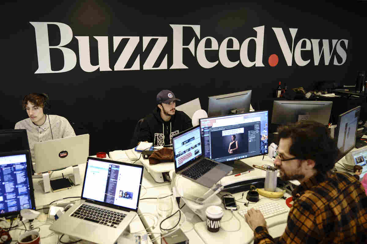 Buzzfeed and Huffpost owner cut jobs after losing out to tech giants