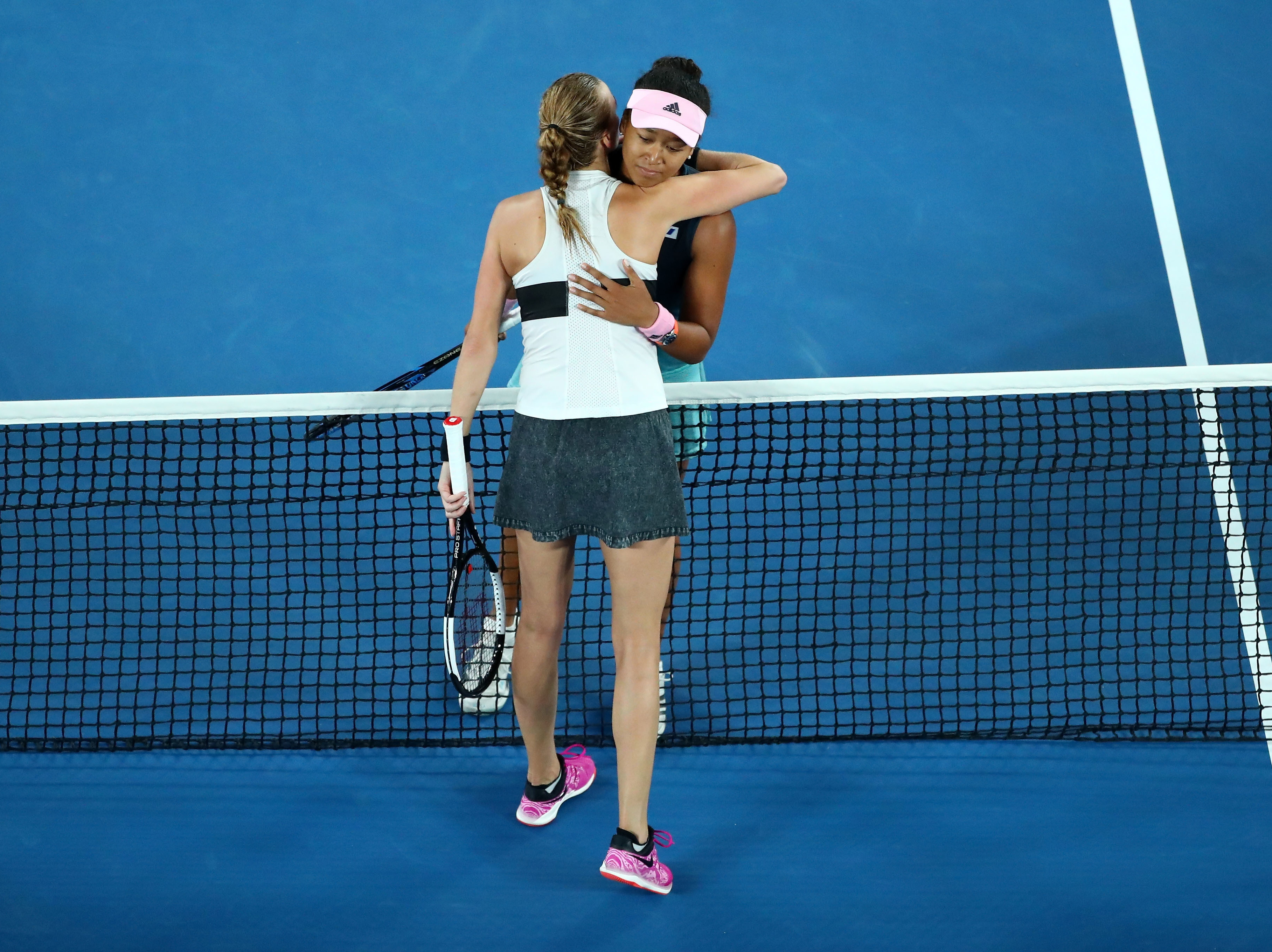 Naomi Osaka Of Japan Secures Her Second Grand Slam Title With Australian Open Victory