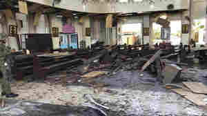 ISIS Claims Responsibility For Bombing Of Philippines Cathedral; At Least 20 Dead