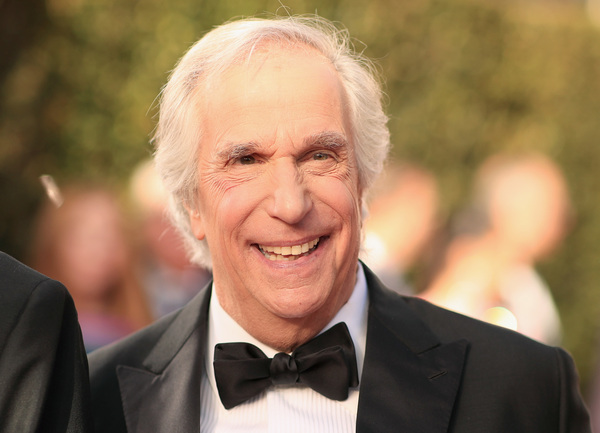 """Henry Winkler, who has dyslexia, has spent his life struggling to read books. """"It never dawned on me that I would have my name on a book,"""" Winkler tells NPR's Michel Martin."""