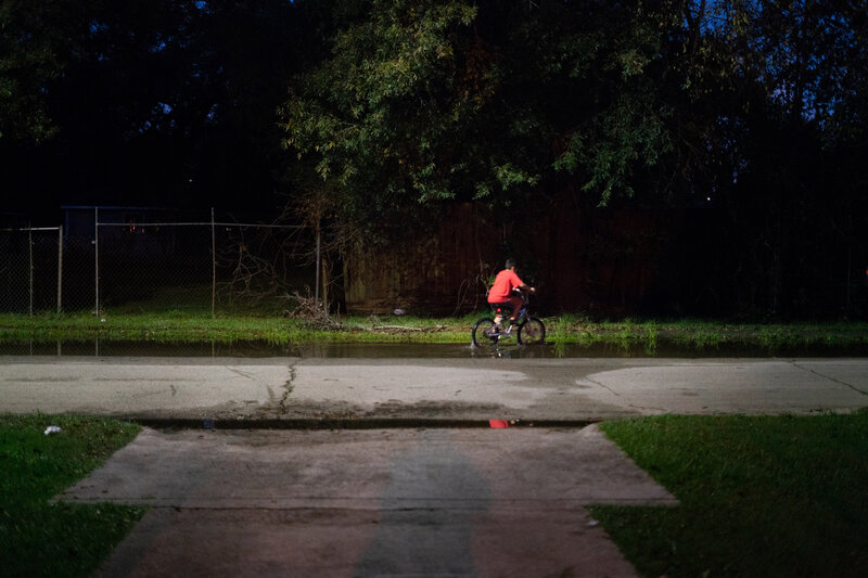 Amid Climate Change, FEMA And Government Aid Widen Wealth