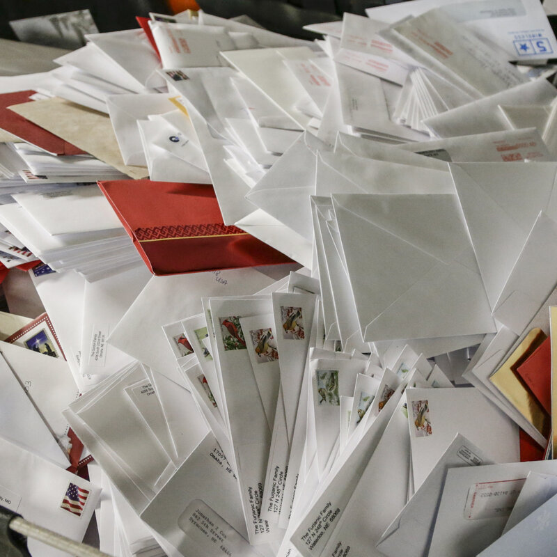 Your Mailbox Could Be Opened Up To Private Carriers : NPR