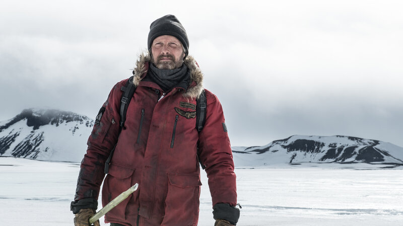 f60d2303e6 Stranded And Alone, Mads Mikkelsen Sings A Song Of Ice And ... More Ice, In  'Arctic'