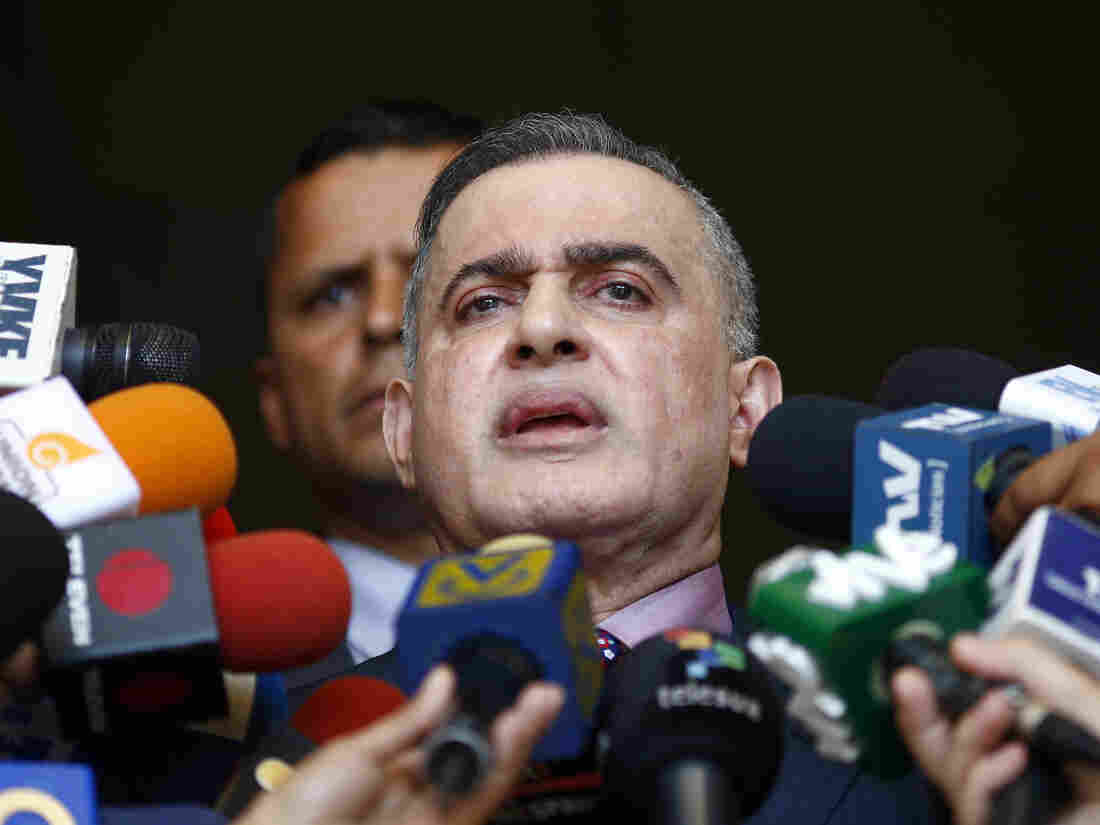 Embattled Venezuela president 'ready to negotiate' with opposition
