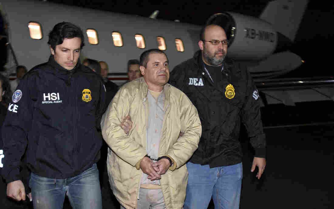 Defense:Case against El Chapo is 'a fantasy'