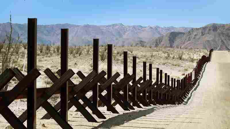 Border Security Talks Begin On Capitol Hill With Signs of Narrow Bipartisan Deal