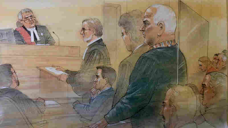Toronto Gardener Pleads Guilty To Killing 8 Men, Some Of Whom Were Buried In Planters