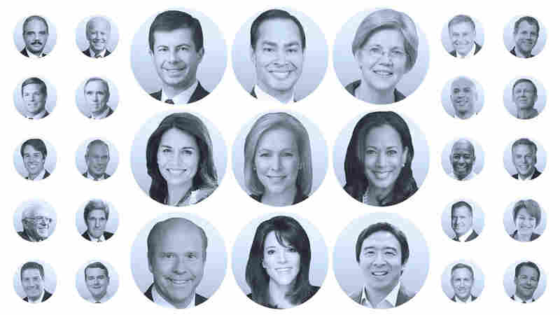 Who's Running For President? The 2020 Democrats