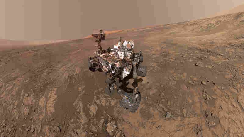 Exploring The Mysterious Origins Of Mars' 3-Mile-High Sand Pile