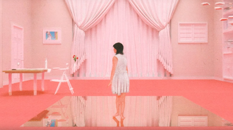 Watch The Dizzying Animated Music Video For Mitski's 'A Pearl'