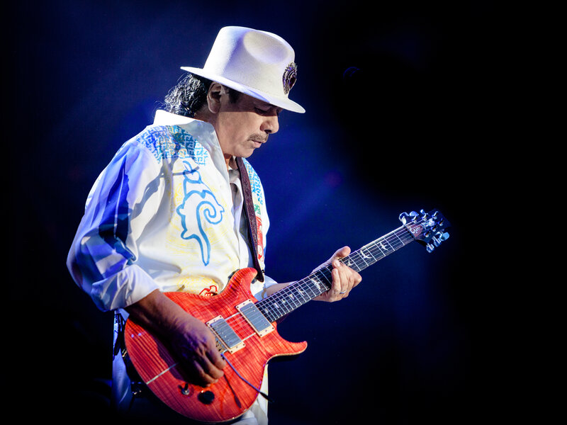 New Latin Music To Start 2019 Features Santana : Alt Latino : NPR