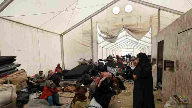 WHO Warns Of Dire Conditions, Deaths Of Children At Refugee Camp In Syria