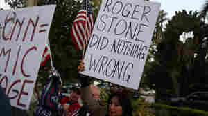 FACT CHECK: Did The FBI Use Unusual Force When It Arrested Roger Stone?