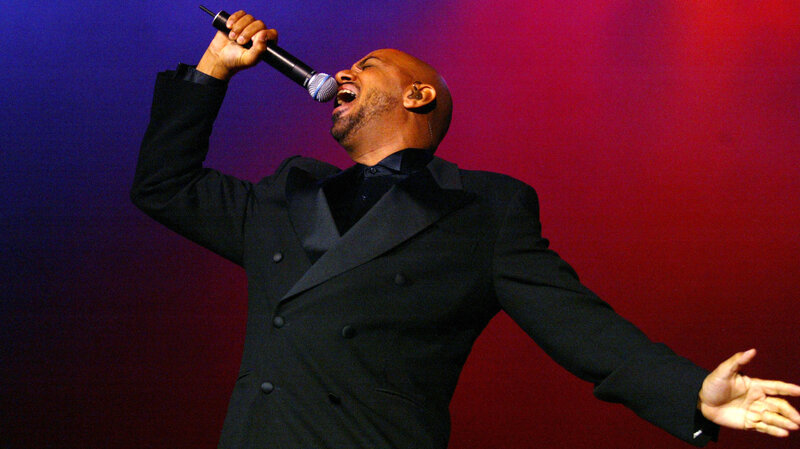 The Unlikely Success And Down-To-Earth Soul Of James Ingram : NPR