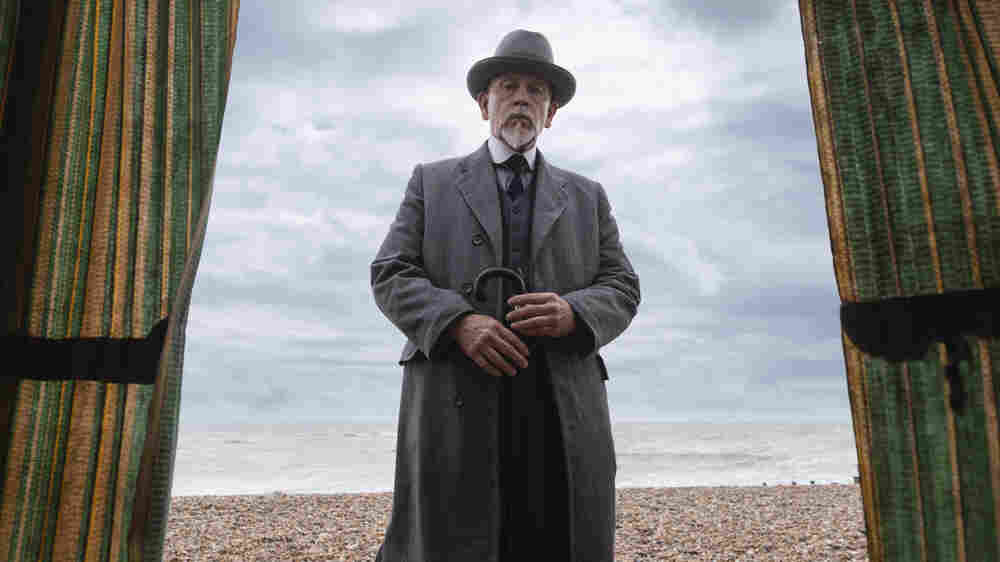 In 'The ABC Murders,' John Malkovich Plays An Older, More Vulnerable Poirot