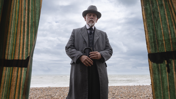 In  The ABC Murders,  John Malkovich Plays An Older, More Vulnerable Poirot