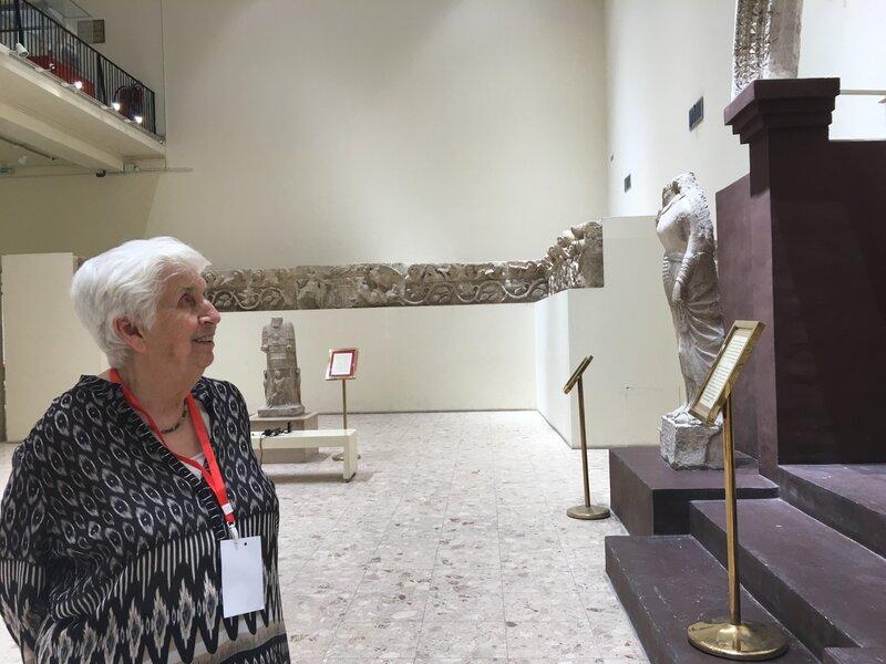 Remembering Lamia Al-Gailani, Pioneering Iraqi Archaeologist : NPR