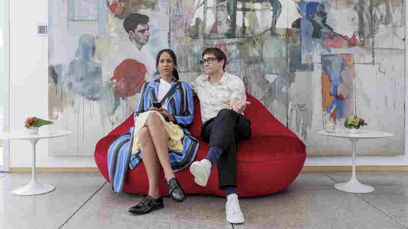 Both Satire And Slasher, 'Velvet Buzzsaw' Sends Up Contemporary Art