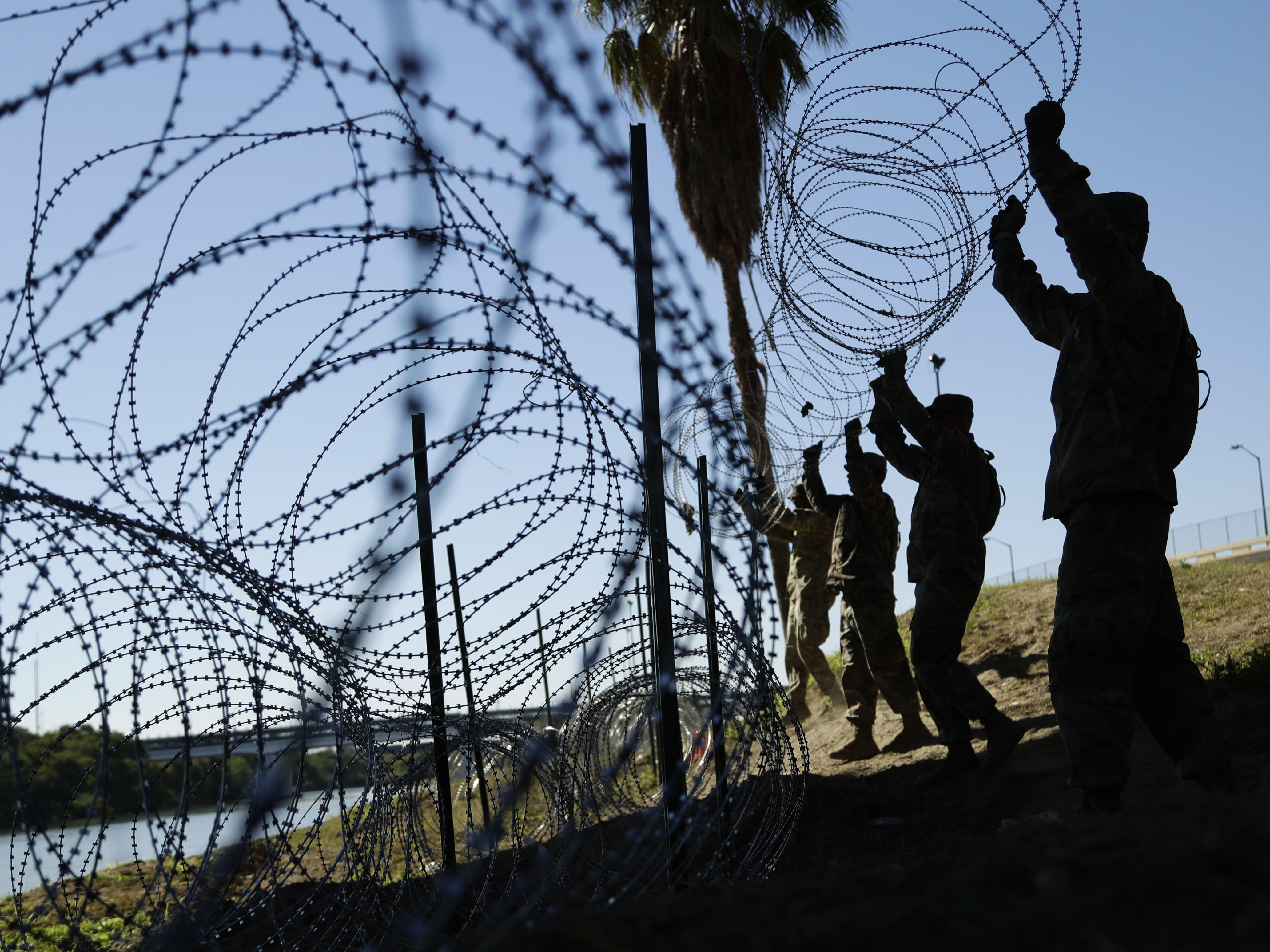 Pentagon Deploying 3,750 Troops To Southern Border