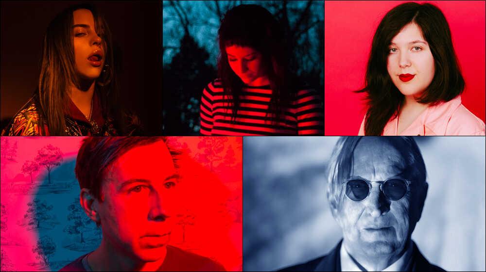 New Mix: Billie Eilish, Lucy Dacus, John Vanderslice, More
