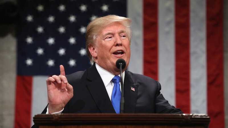 What Time Is The State Of The Union? And More About Trump's ...