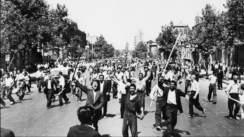 How The CIA Overthrew Iran's Democracy In 4 Days : NPR