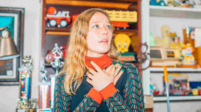 Julia Jacklin Shares A Sneak Peek Of Her Upcoming Album, 'Crushing'