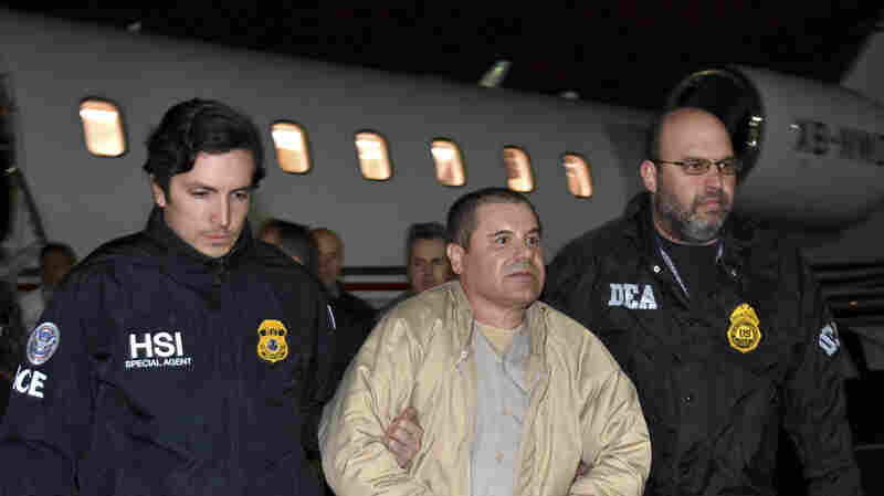 'El Chapo,' Notorious Drug Kingpin, Found Guilty After Dramatic Trial In New York