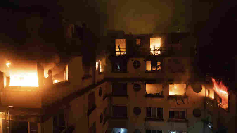 At Least 10 Killed, Dozens Injured In Paris Apartment Fire