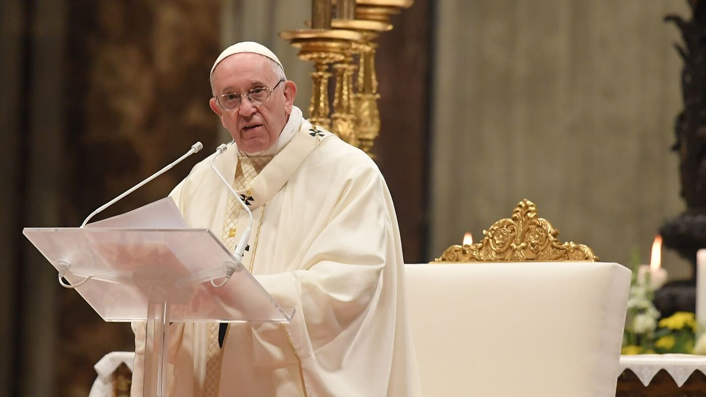 Pope Francis Acknowledges, For First Time, Sexual Abuse Of