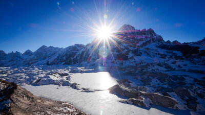 Report: Global Warming Could Melt At Least A Third Of Himalayan Glaciers