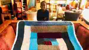 Wisconsin Boy Is Hooked On Crocheting And Giving Back