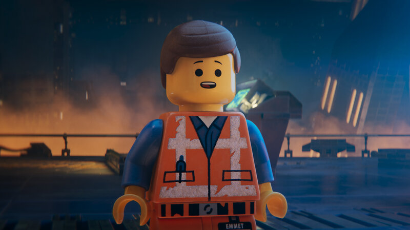 Lego Movie The Movie