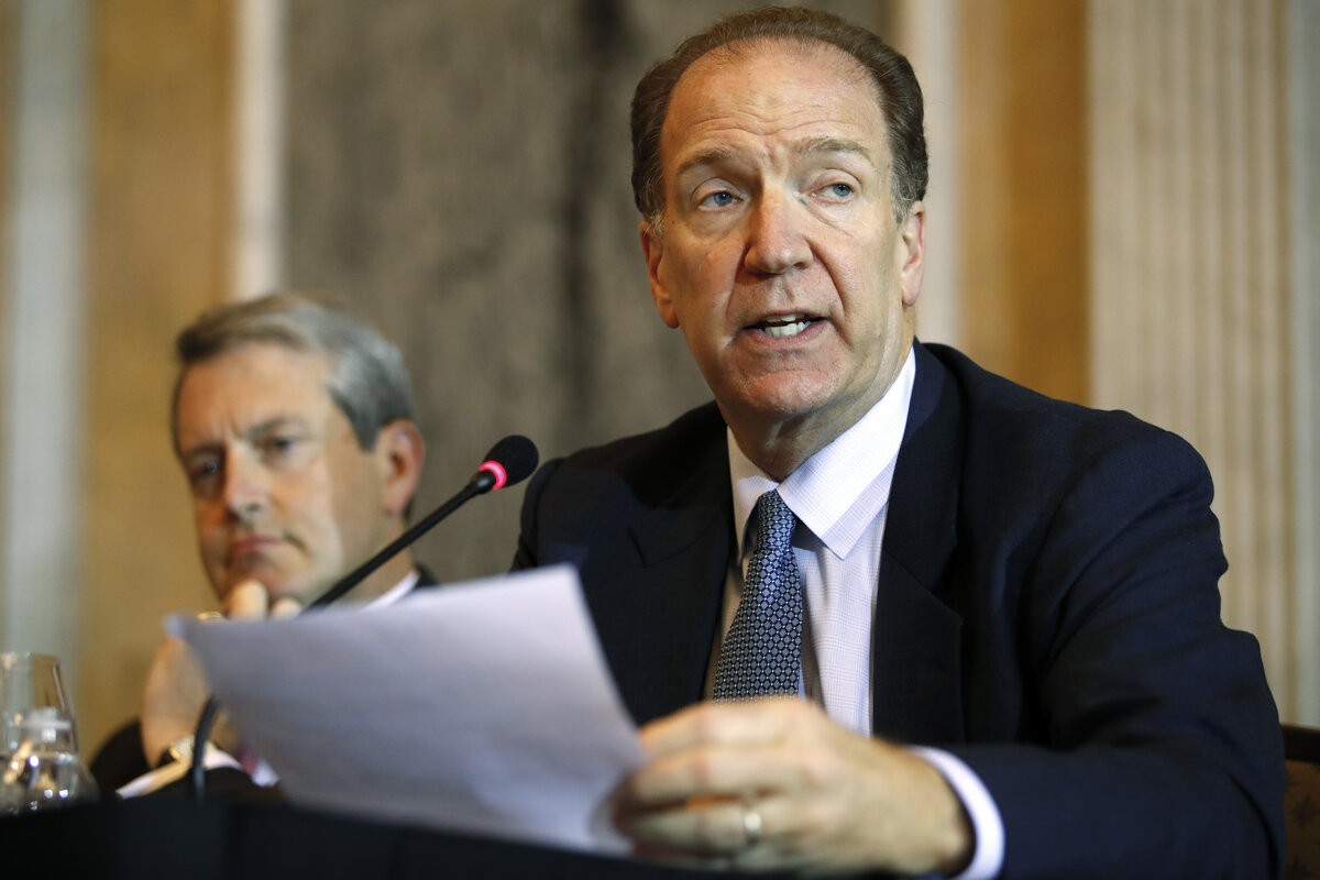 David Malpass appointed to head World Bank