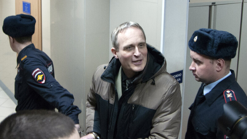 Russian Court Sentences Jehovah's Witness To 6 Years In