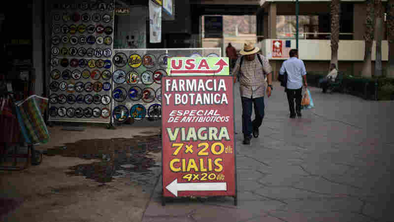 American Travelers Seek Cheaper Prescription Drugs In Mexico And Beyond