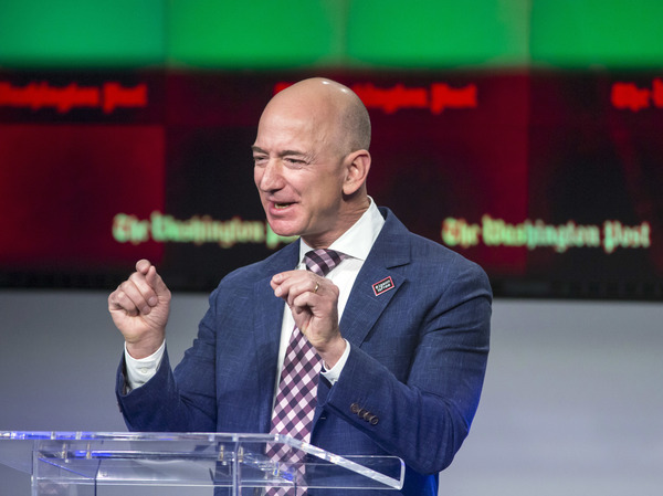 In purported emails posted online by Washington Post owner Jeff Bezos, executives for National Enquirer parent company AMI threaten to publish intimate photos of him if The Post publishes a story about the tabloid.