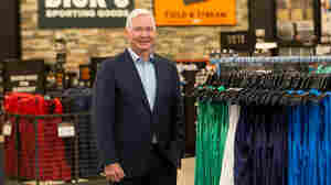 Soul-Searching After Parkland, Dick's CEO Embraces Tougher Stance On Guns