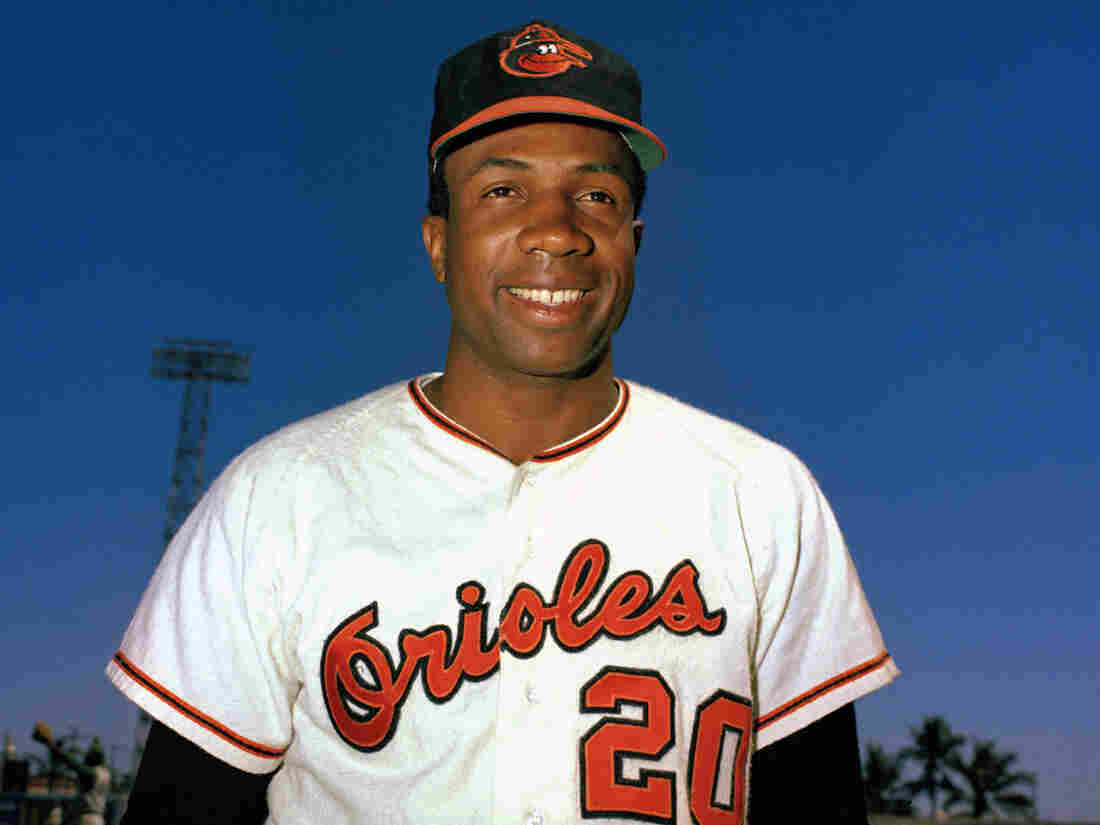 Frank Robinson and the legend of the Orioles 'HERE' flag