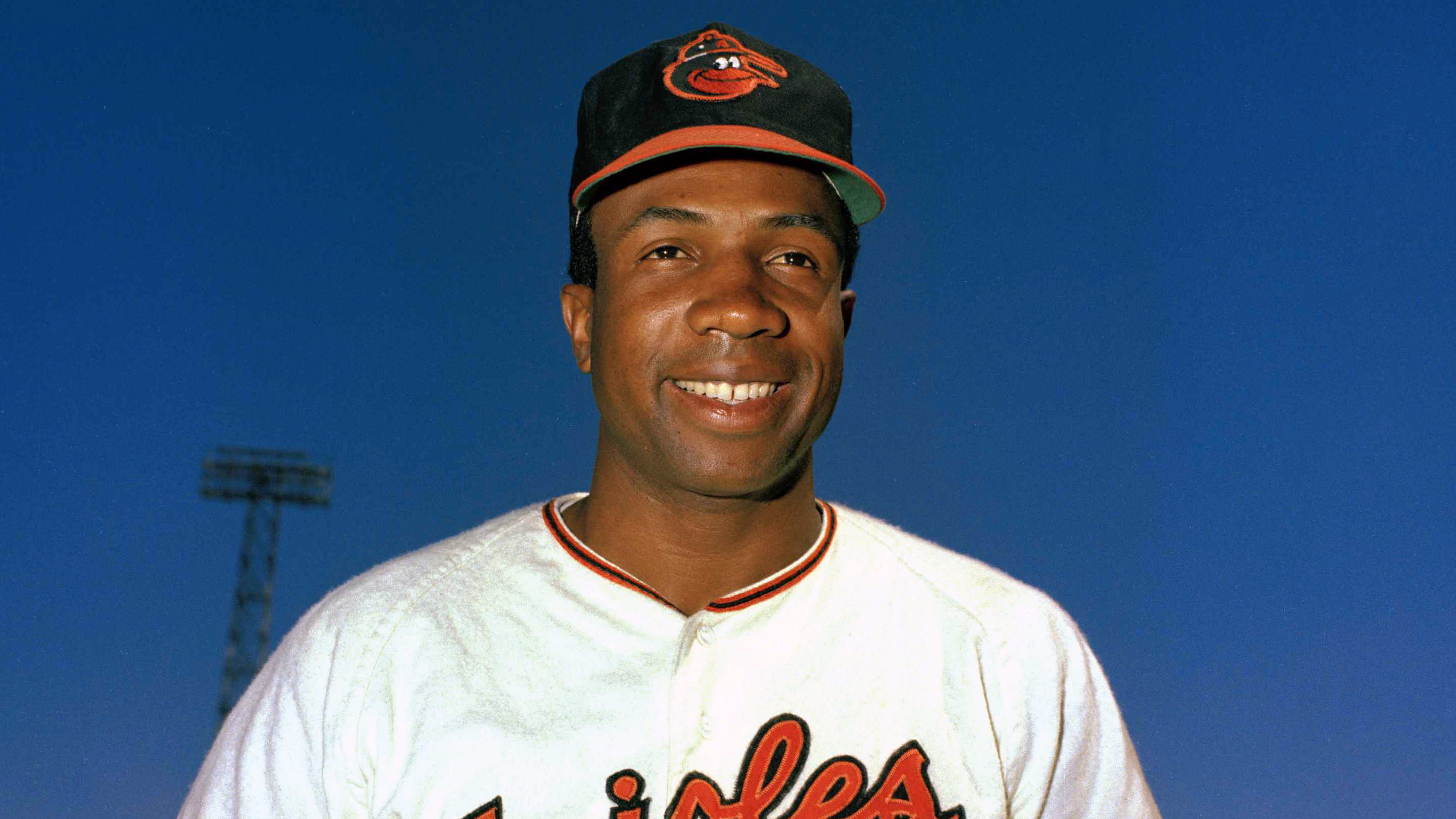 Hall of Famer Frank Robinson was the only player to win the MVP award in both major leagues. He was also baseball's first black manager.