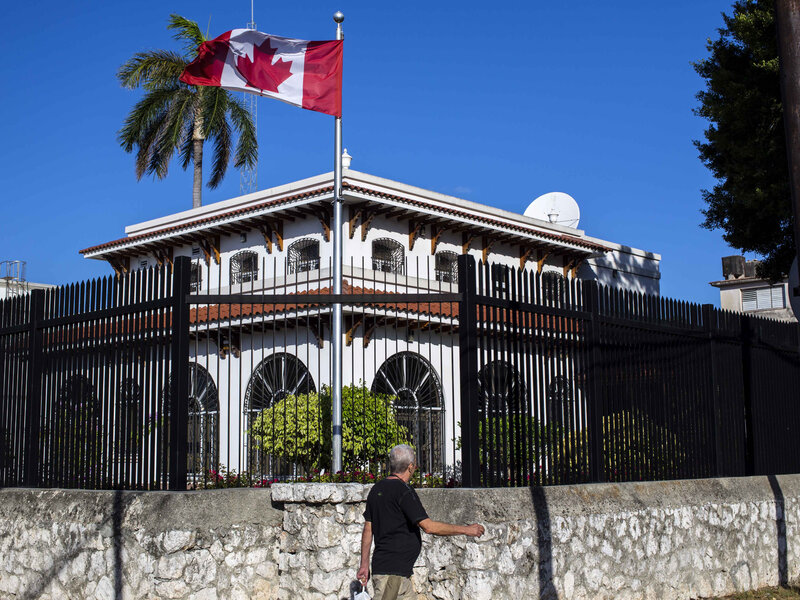 Canadian Diplomats Suing Government For $28 Million Over