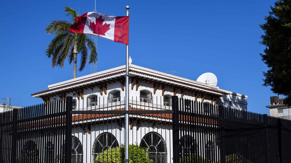 Canadian Diplomats Suing Government For $28 Million Over Mysterious Illness