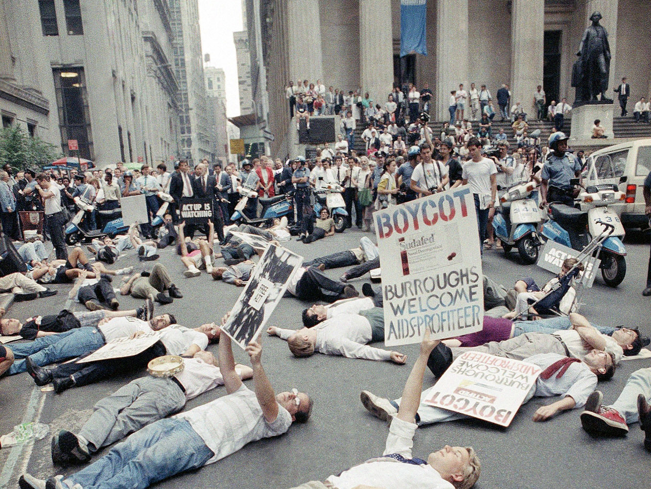 How To Demand A Medical Breakthrough: Lessons From The AIDS Fight