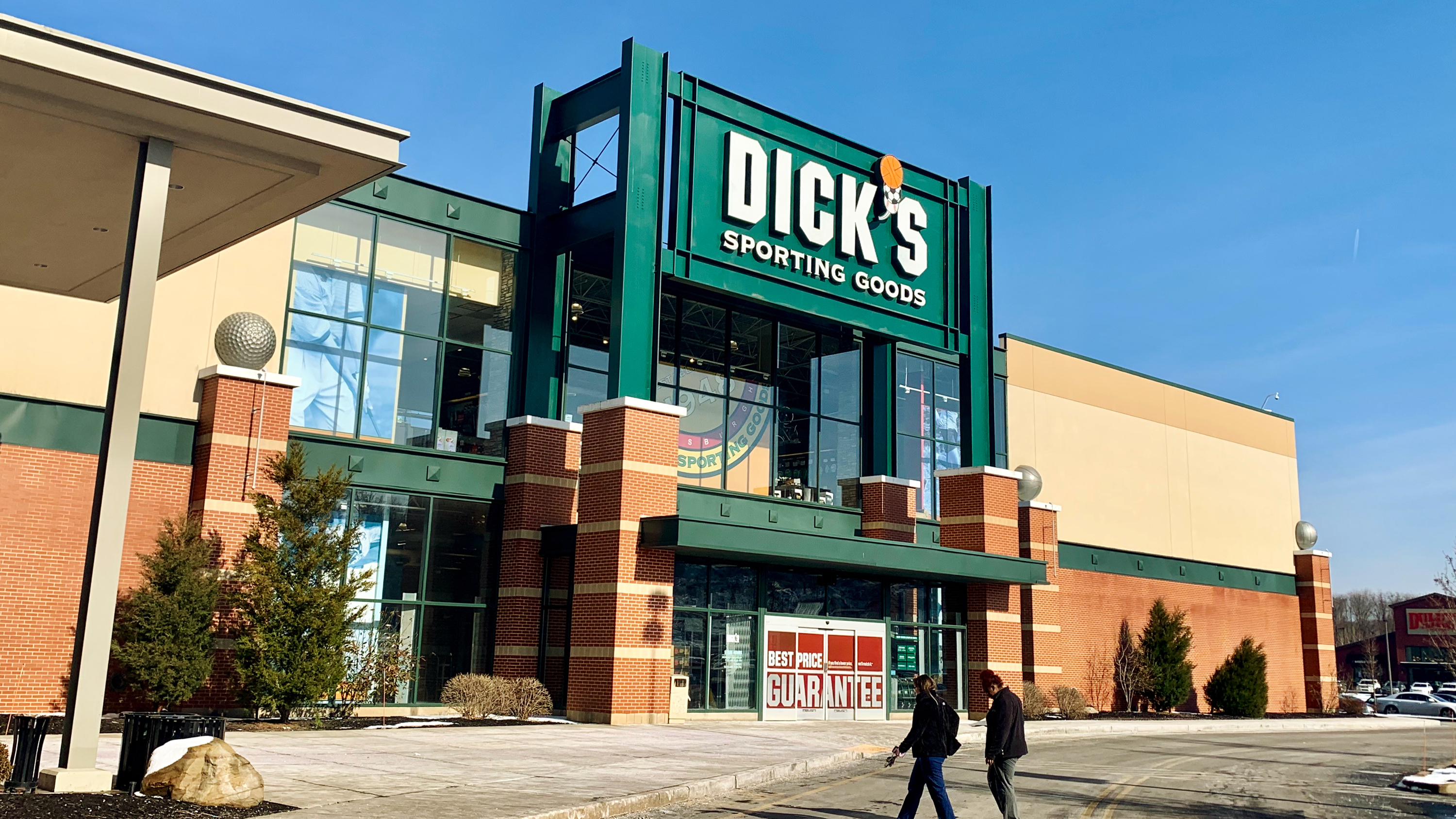 Image for Soul-Searching After Parkland, Dick's CEO Embraces Tougher Stance On Guns Article