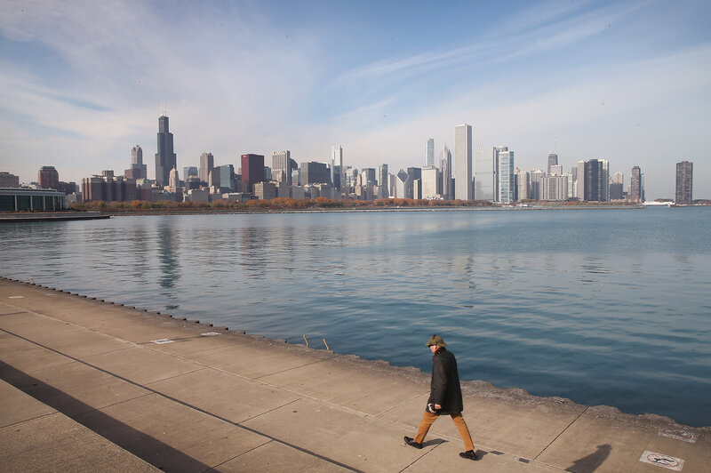 In Great Lakes Cities, The Poorest Residents Can't Afford High Water