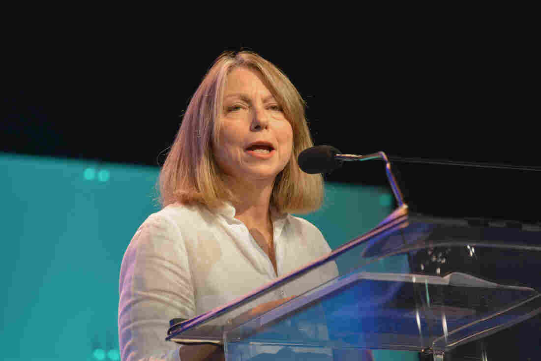 Ex-NYT Editor Jill Abramson Defends Herself Against Plagiarism Claims