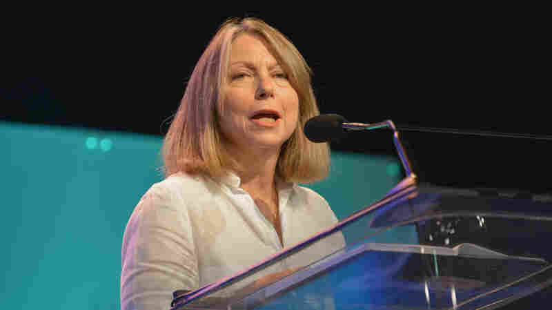 'I Fell Short': Jill Abramson Responds To Charges Of Plagiarism, Inaccuracies