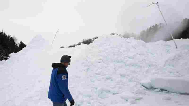 In Northern Minnesota, 'Snow Farmers' Make Sure A Ski-Racing Tradition Endures