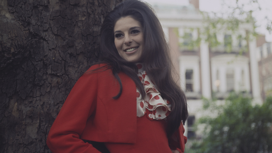 Bobbie Gentry in London in 1968.