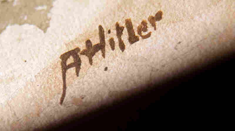 Opinion: Paintings By Adolf Hitler Are 'Unremarkable,' So Why Forge Them?